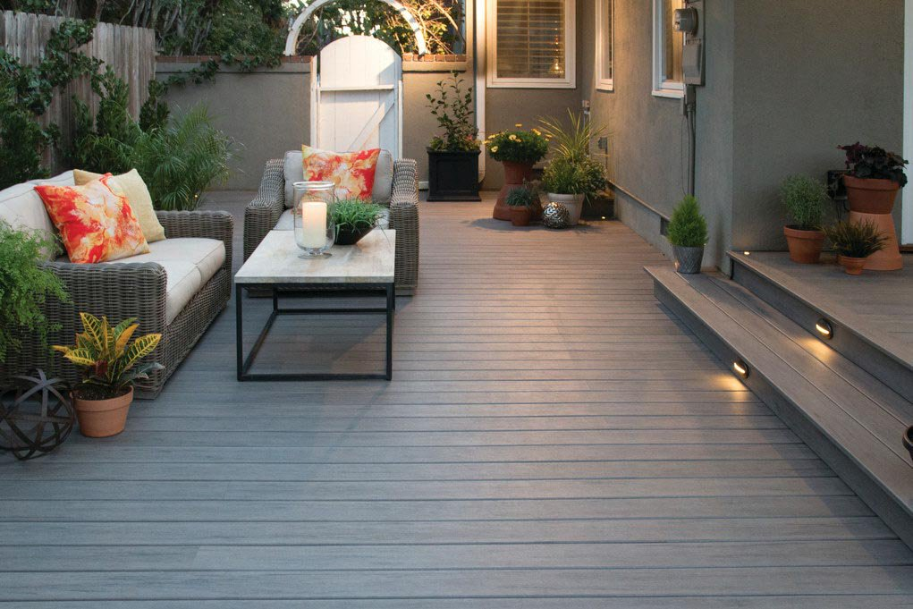 Composite Decking Colour